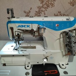 Швейное производство - Jack jk-k4 - плоскошовная швейная машина для трикотажа, 0