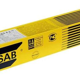 Электроды, проволока, прутки - Электроды сварочные АНО-21  д.3,0мм*350 мм. Упаковка 5,3кг, 0