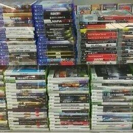 Игры для приставок и ПК - Много игровых дисков ps3 ps4 Ps5 xbox 360 one, 0