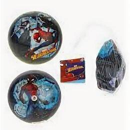 Мячи - Мяч ПВХ Marvel Мстители Человек-Паук 15см, 50г, полноцветн. 17384, 0