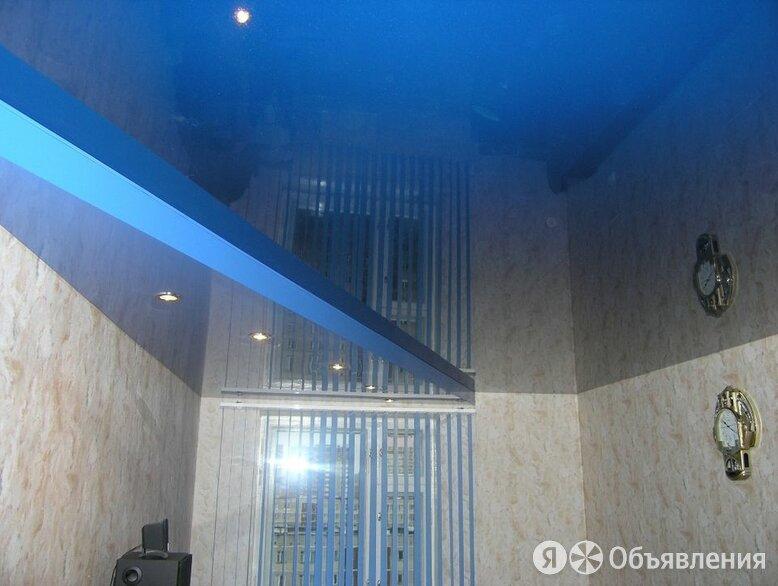 Натяжной потолок по цене 200₽ - Потолки и комплектующие, фото 0
