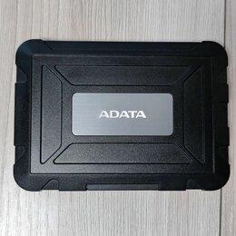 Прочие комплектующие - Внешний корпус для HDD ADATA AED600-U31-CBK, 0