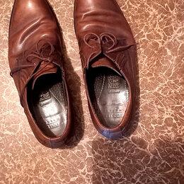 Туфли - Мужская классическая обувь Chester 43размер, 0