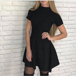 Платья - Платье черного цвета, 0