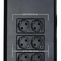 Блоки питания - Ippon Источник бесперебойного питания Ippon Back Verso 800 420Вт 800ВА черный, 0