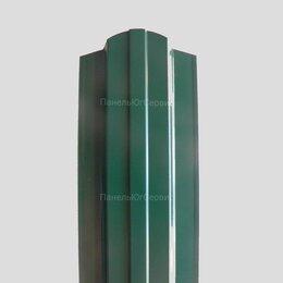 Заборы, ворота и элементы - Металлический штакетник Зелёный мох, 0