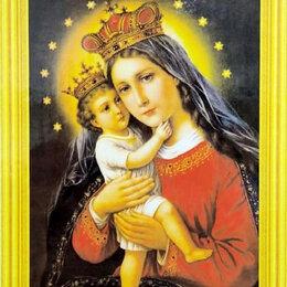 Настольные игры - Дева Мария с младенцем Артикул : LT 0097, 0