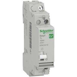 Аксессуары и запчасти - Реле импульсное EASY9 TL 1НО 16А 230/250В AC 50Гц SchE EZ9C33116, 0
