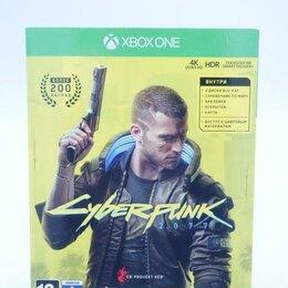 Игры для приставок и ПК - Игра для Xbox ONE CyberPunk 2077, 0