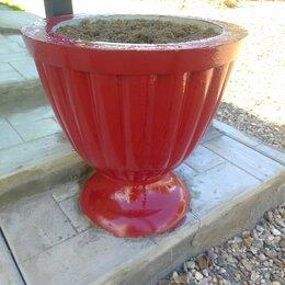 Садовые фигуры и цветочницы - Вазы из бетона , 0