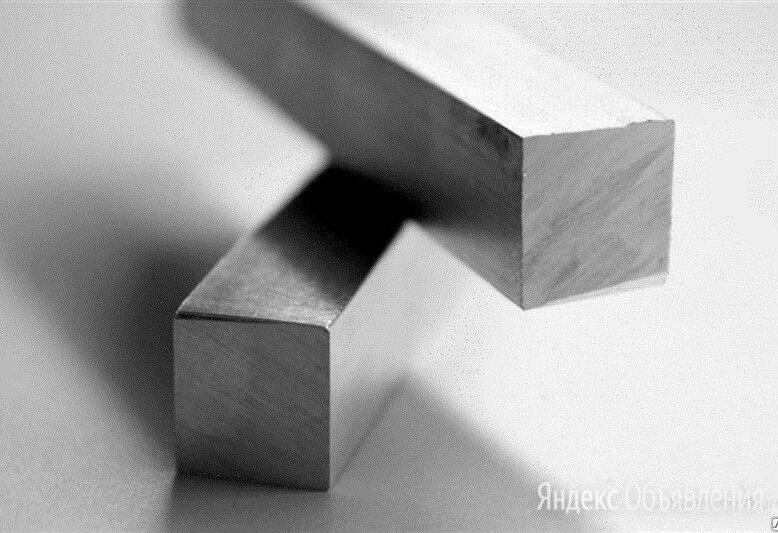 Квадрат титановый 125х125 ГОСТ 19807-91 по цене 500₽ - Металлопрокат, фото 0