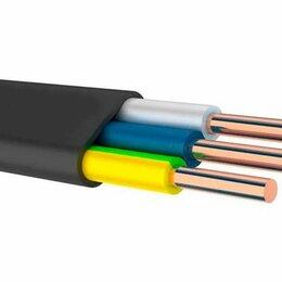 Кабели и провода - Кабели силовые с пластиковой изоляцией (ВВГ нг/LS/FRLS, NYM, АВВГ) T-Plast Ка..., 0