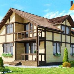 Входные двери - Каркасный дом энергосберегающий кд-248 232.3м², 0