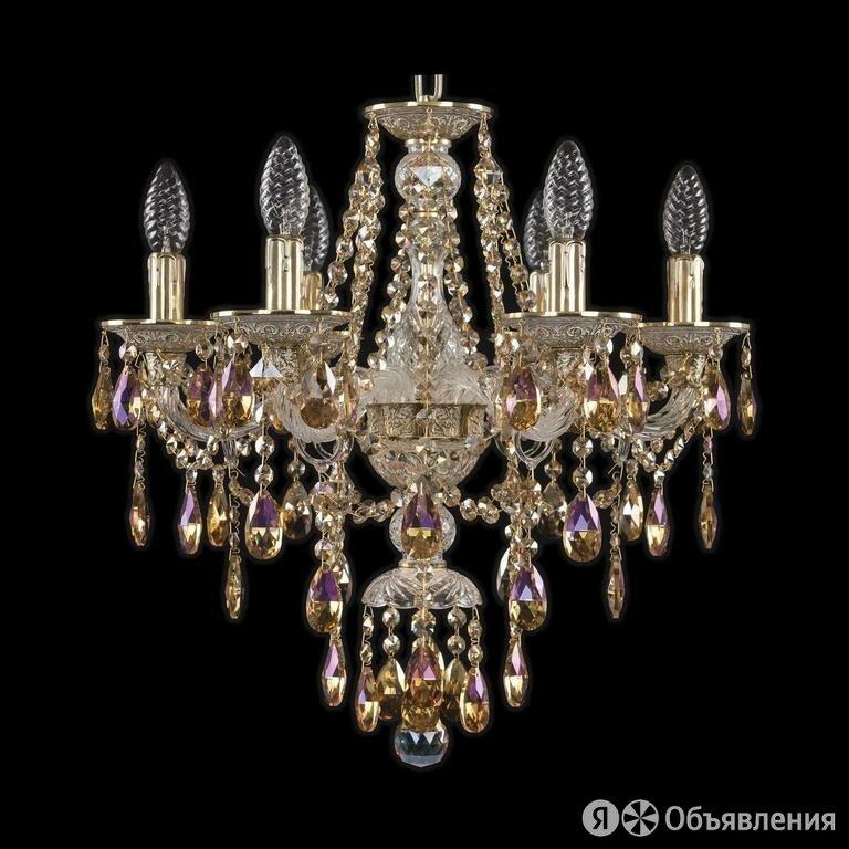 Подвесная люстра Bohemia Ivele 16115/6/165 GW R777 по цене 39024₽ - Люстры и потолочные светильники, фото 0