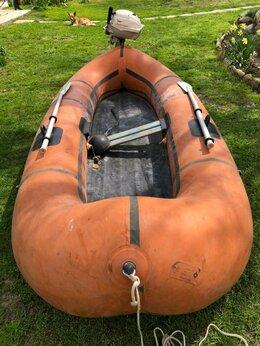 Надувные, разборные и гребные суда - Лодка надувная Турист-3, 0
