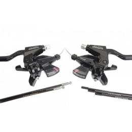Защита и экипировка - Шифтер тормозная ручка Shimano 3-8 ск, 0