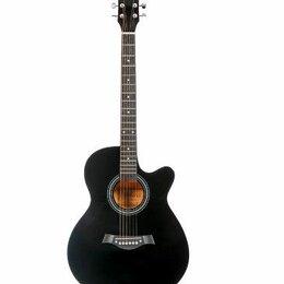 Акустические и классические гитары - Гитара Belucci BC4010 BK, 0