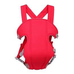 Рюкзаки и сумки-кенгуру - Рюкзак кенгуру для переноски детей Willbaby Carrier, красный, 0