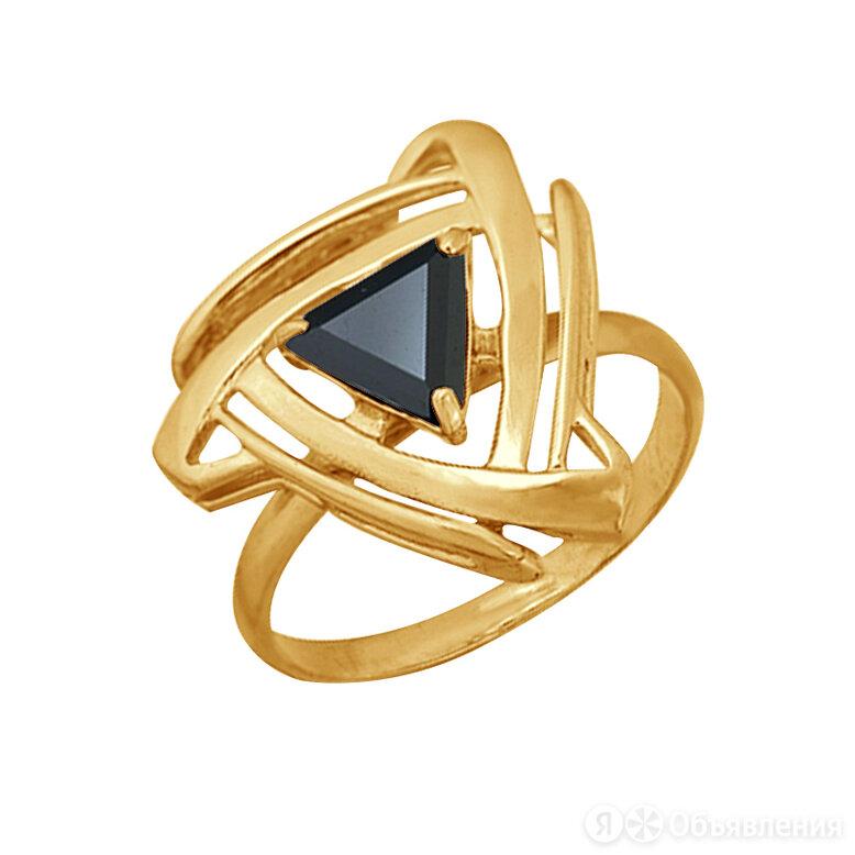 1F02070-1 Кольцо (Ag 925) (17.5) Алмаз-Холдинг по цене 2925₽ - Кольца и перстни, фото 0