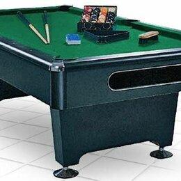 Столы - Бильярдный стол для пула «Eliminator» 7 ф (черный), 0