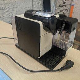 Кофеварки и кофемашины - Кофемашина delonghi nespresso gran lattissima , 0