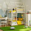 Детская двухъярусная кровать по цене 27000₽ - Кровати, фото 0