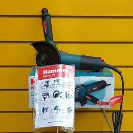 Шлифовальные машины - УШМ Hammer USM780B PREMIUM, 780 Вт, 125 мм, 0