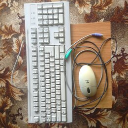 Комплекты клавиатур и мышей - Клавиатура и мышь, 0
