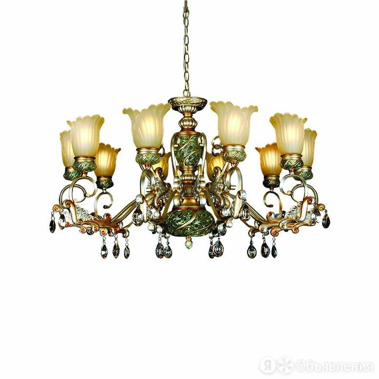 Подвесная люстра Lumien Hall ТЕЙНИ по цене 128410₽ - Люстры и потолочные светильники, фото 0