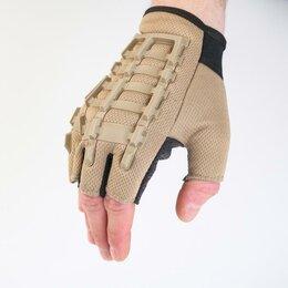 Перчатки и варежки - Перчатки тактические черные Камуфляж, микс, 0