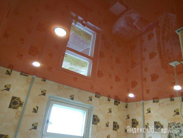 Натяжные потолки по цене 320₽ - Потолки и комплектующие, фото 0