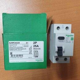 Защитная автоматика - Узо Диффавтомат EZ9R34225 X1 2P25A Schneider, 0