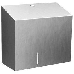 Держатели и крючки - MERIDA Держатель туалетной бумаги металлический MERIDA STELLA MAXI (матовый), 0