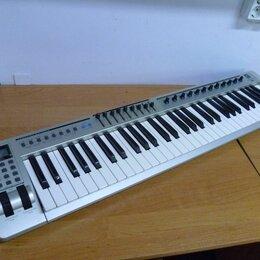 Клавишные инструменты - Миди-клавиатура Evolution MK-461C, 0