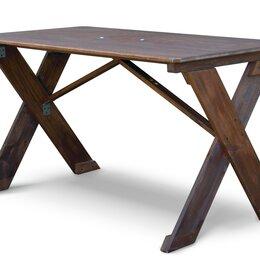 Походная мебель - Стол Ирбея для пикника №2 складной, 0