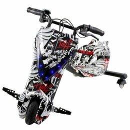 Мототехника и электровелосипеды - Электроскутер Дрифт Карт Drift-Trike, 0