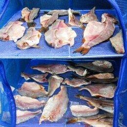 Сушилки для овощей, фруктов, грибов - Складная сетка сушилка для овощей зелени рыбы подвесная 40:40:60 см, 0