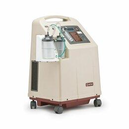 Приборы и аксессуары - Кислородный концентратор Армед 7F-8L, на 2-х пациентов ,пульсоксиметр в подарок., 0