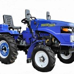 Мини-тракторы - Минитрактор русич т-15, 0