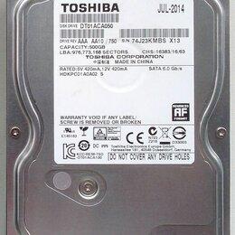 Жёсткие диски и SSD - HDD 500Gb продам обменяю, 0