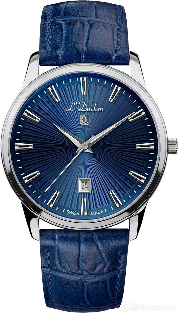 Наручные часы L Duchen D751.13.37 по цене 16700₽ - Наручные часы, фото 0
