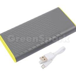 Универсальные внешние аккумуляторы - Портативное зарядное устройство (Power Bank) HOCO B31A-30000mAh Rege (серый), 0