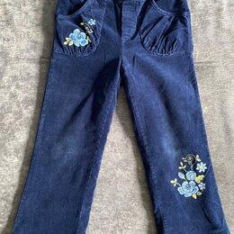 Джинсы - Утеплённые джинсы на 110-116, 0