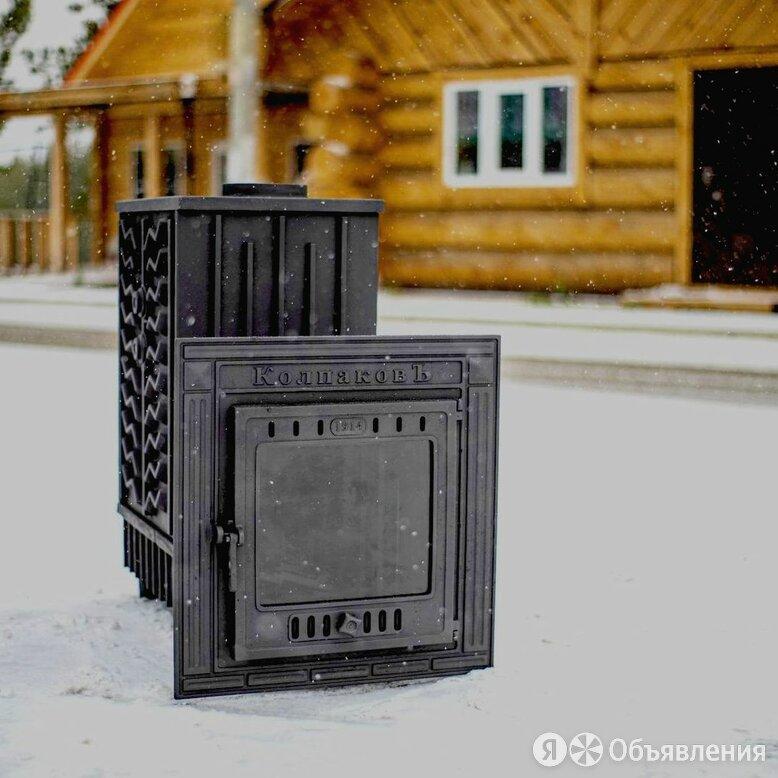 """Печь для бани """"КолпаковЪ"""" по цене 68000₽ - Камины и печи, фото 0"""