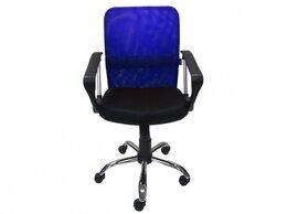 Кресла - Кресло Том Нептун спинка TW однослойная серое сиде, 0
