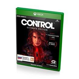 Игры для приставок и ПК - Control Ultimate Edition (Series X), 0
