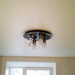 Потолки и комплектующие - Натяжной потолок сатиновый  недорого с установкой, 0