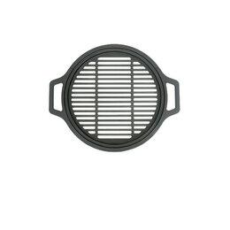 Решетки - Чугунная решетка-гриль Везувий О-1200060, 0