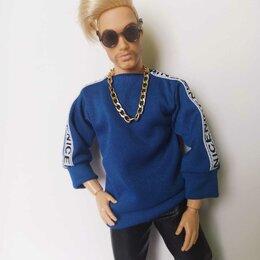 Аксессуары для кукол -  Толстовка для Кена, 0