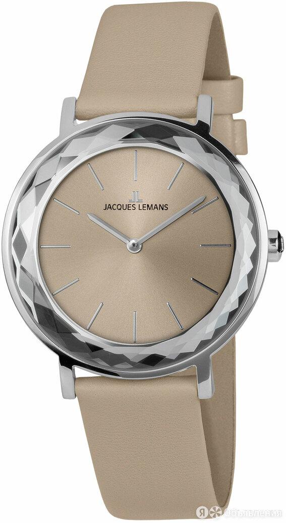 Наручные часы Jacques Lemans 1-2054B по цене 13870₽ - Наручные часы, фото 0